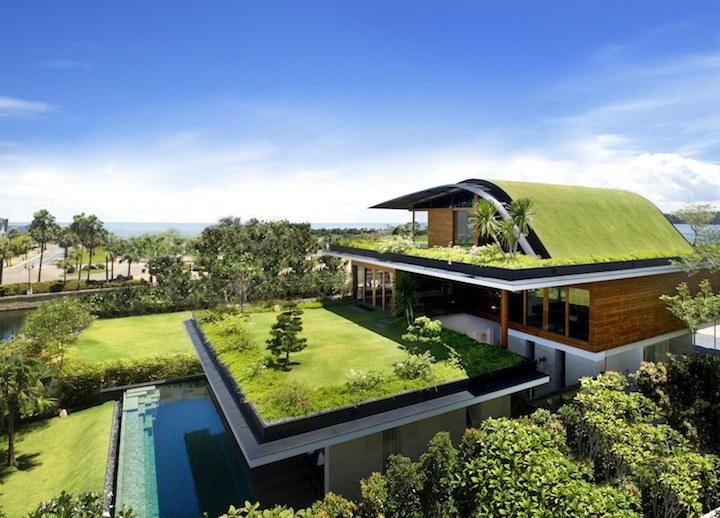 تصميمات مباني خيالية