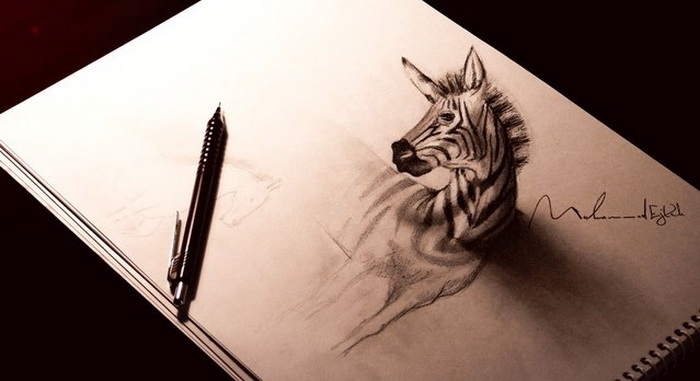 فن الرسم بواقعيه