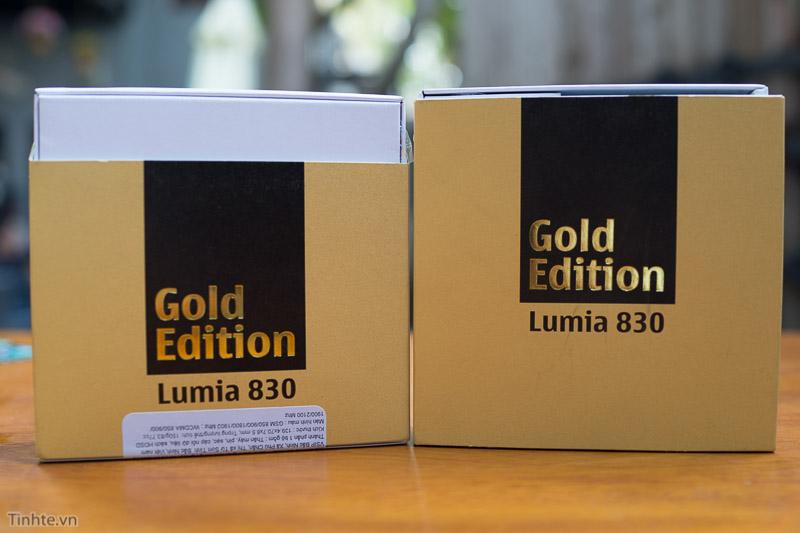 نسخة ذهبية من هاتف نوكيا لوميا 830 .. صور رائعة