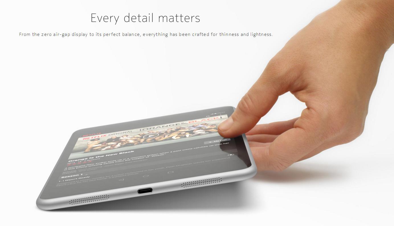 شاهد بالفيديو والصور : تابلت N1 الجديد من نوكيا بالاندرويد 5.0