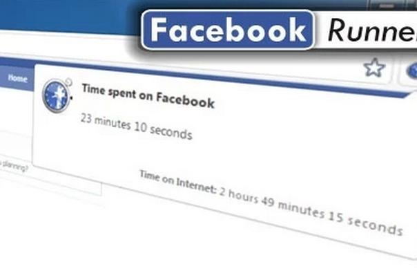 اضافة في متصفح كروم تعطيك اجمالي وقتك على شبكة الفيس بوك