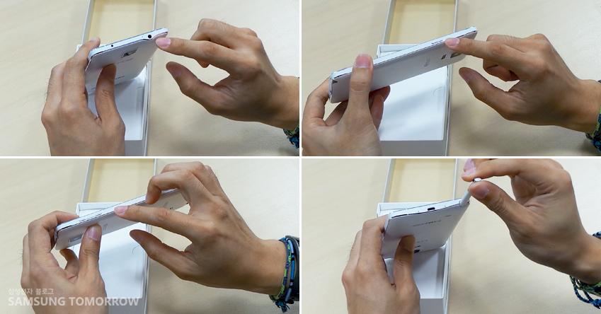 شاهد صور وفيديو هاتف Galaxy Note 4 في اول فيديو فتح الصندوق