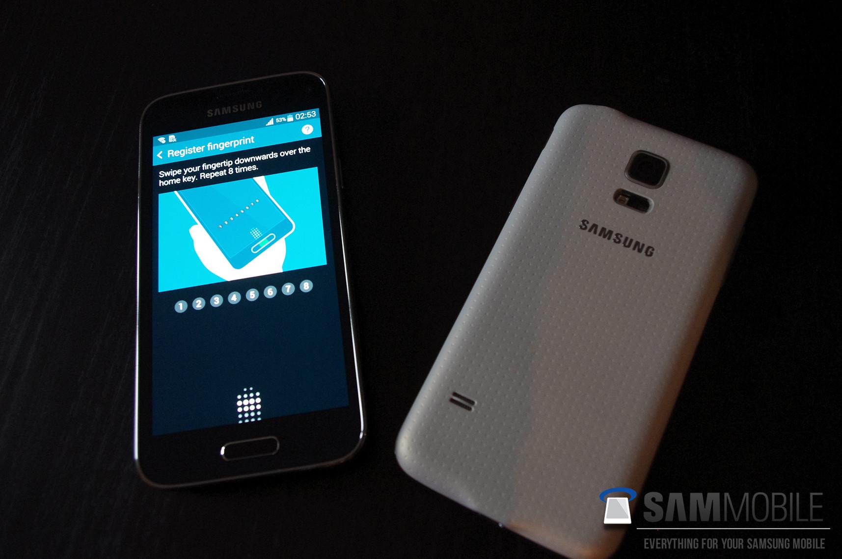 أول صور لهاتف Samsung Galaxy S5 mini