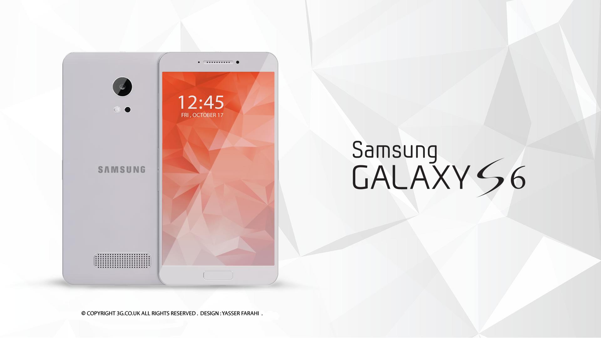 بالفيديو : هكذا سيبدو شكل سامسونج جالاكسي S6 ؟