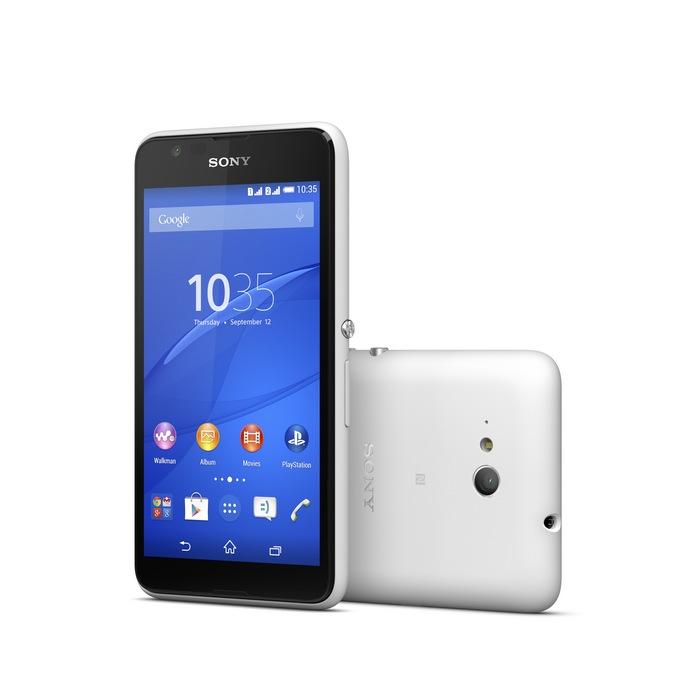 Xperia E4g احدث هواتف شركة سوني : شاهد صور وفيديو