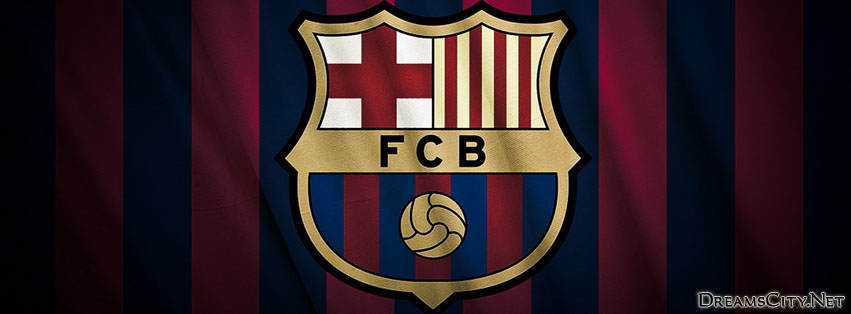barcelona logo cover facebook