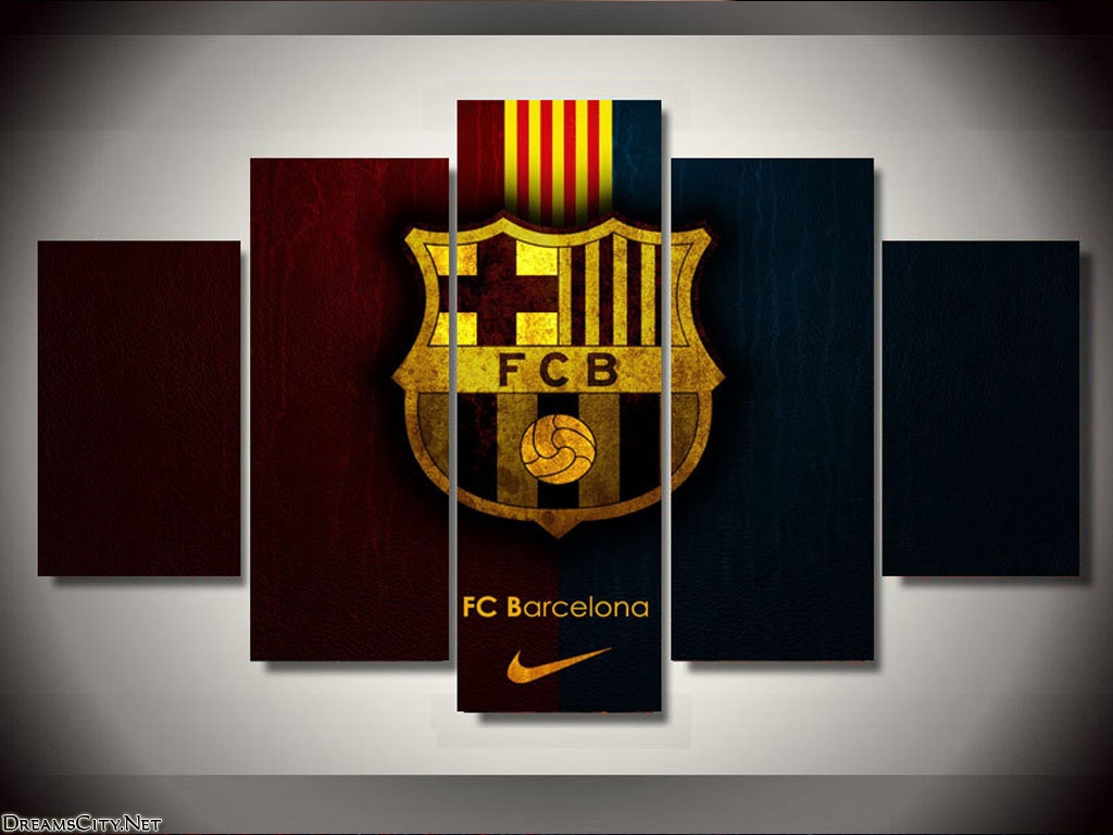barcelona logo wallpaper05