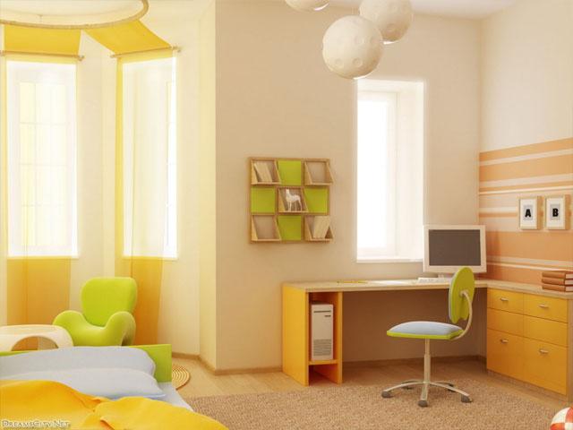 children's bedroom-15