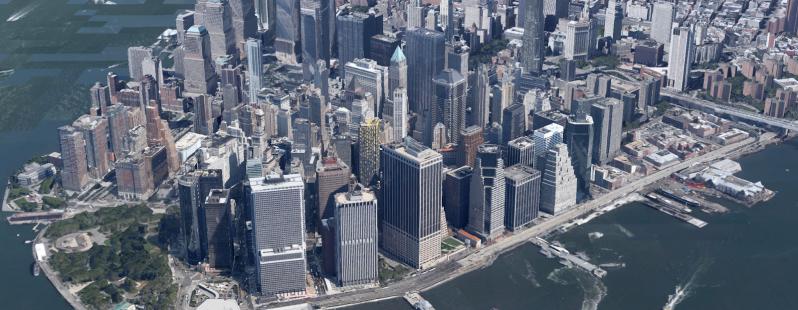 تطبيق Google Earth للاندرويد اصبح ثلاثي الابعاد