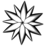 flowers icon black ‫(29601679)‬ ‫‬