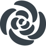 flowers icon black ‫(29601682)‬ ‫‬