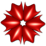 flowers icon red ‫(29601678)‬ ‫‬