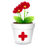flowers icon red ‫(29601681)‬ ‫‬