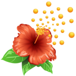 flowers icon red ‫(29601682)‬ ‫‬