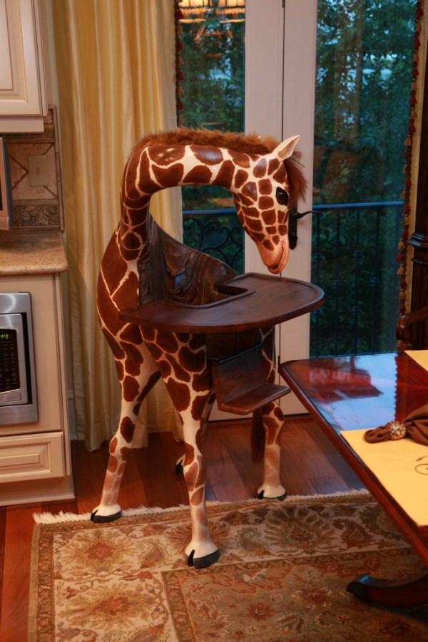 بالصور : قطع أثاث على شكل حيوانات